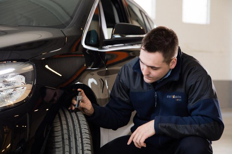 Certificado Certiauto compra-venta vehículos de ocasión