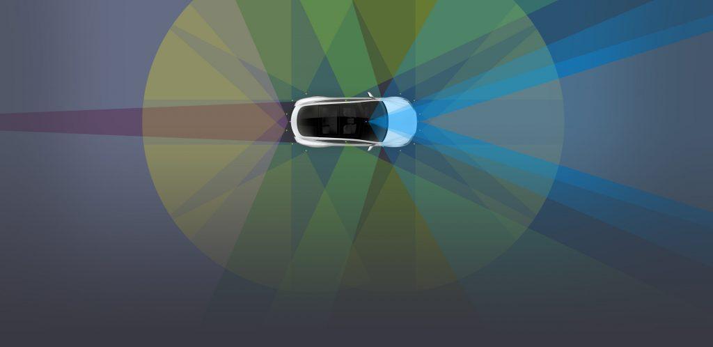 Vehículos autónomos Tesla