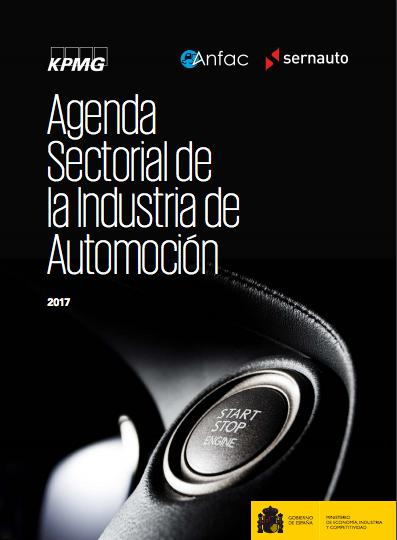 """Agenda Sectorial de la Industria de Automoción: """"20 medidas para 2020"""""""