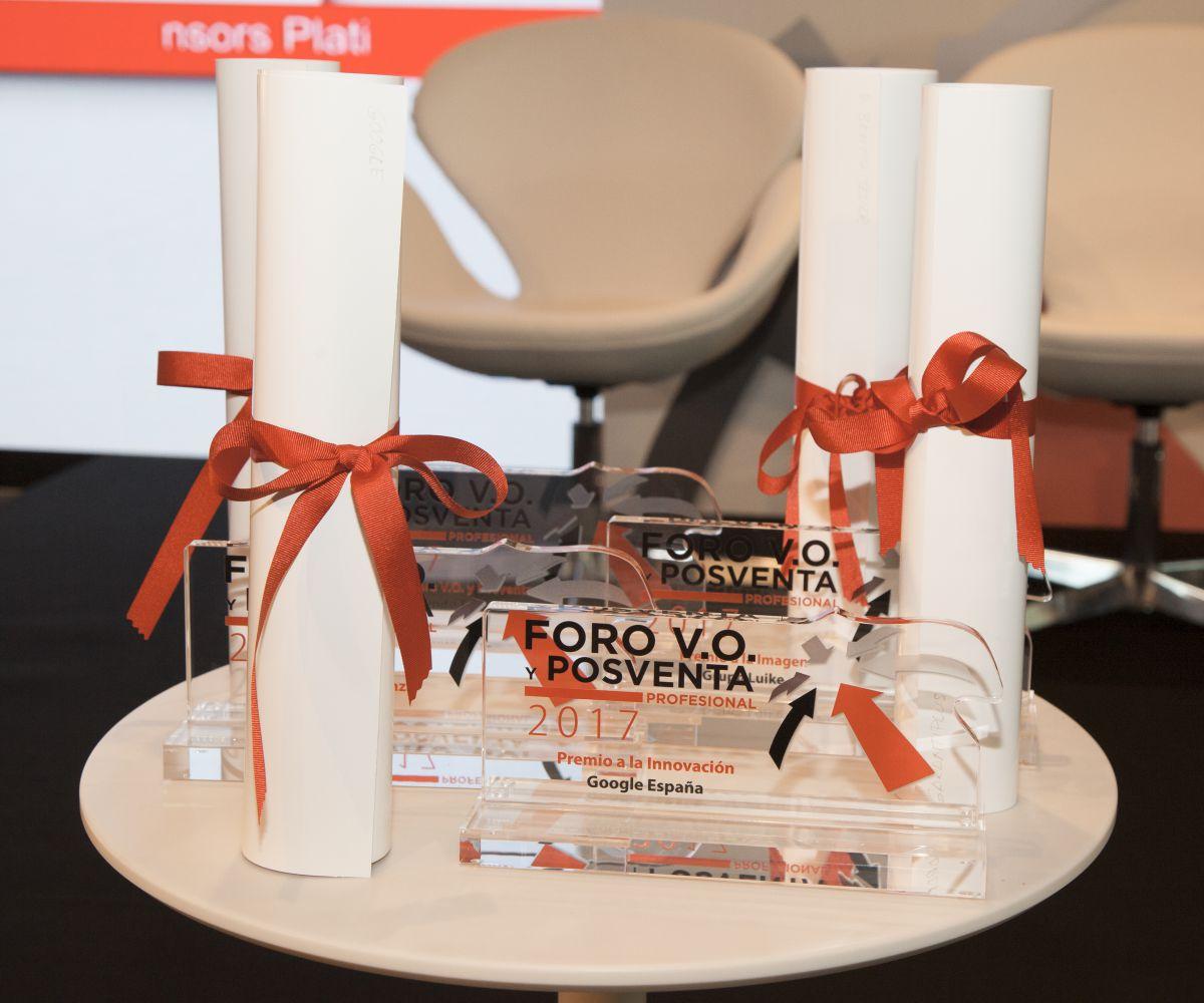 Premios Foro VO y Posventa Profesional