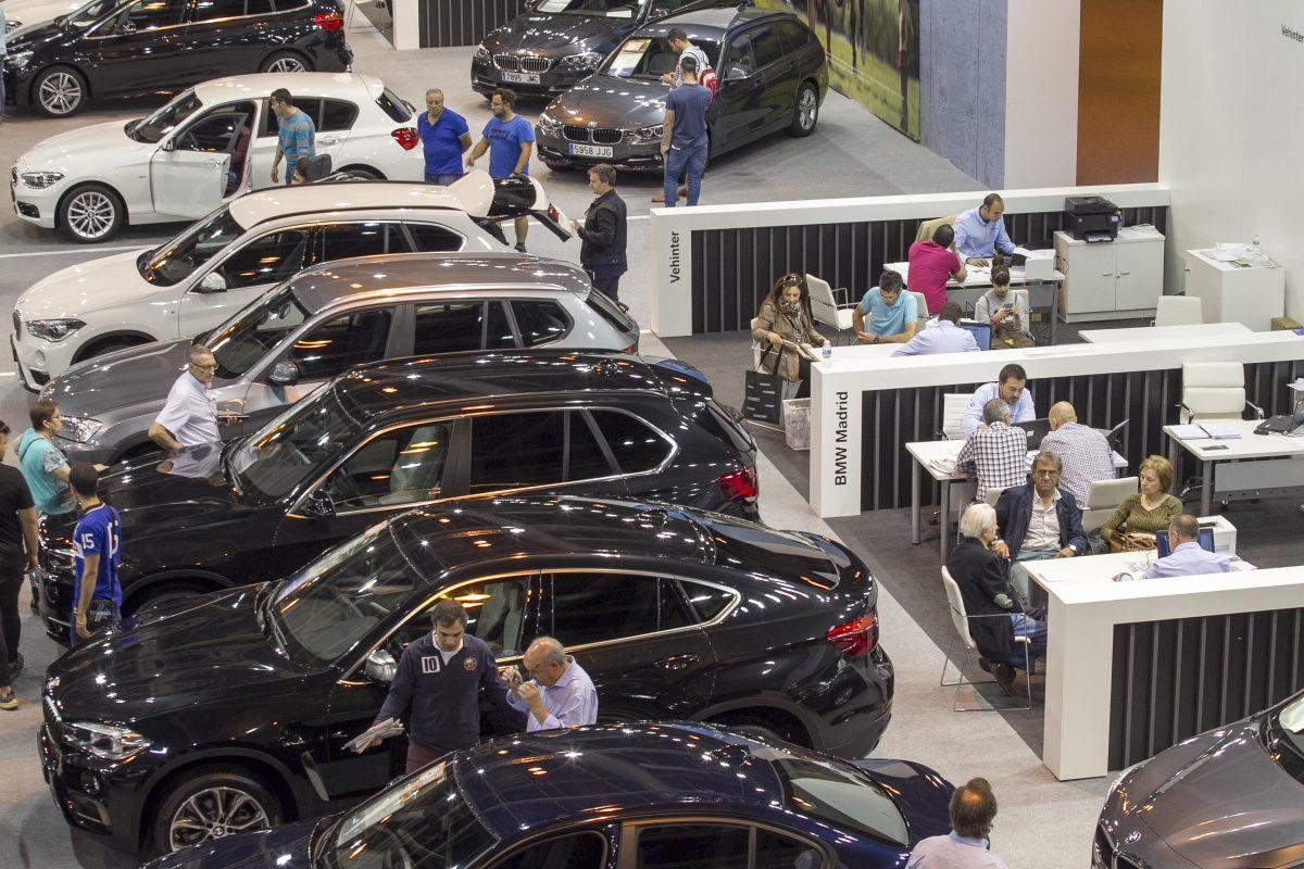 Madrid acoge una nueva edición del Salón del Vehículo de Ocasión (VO)